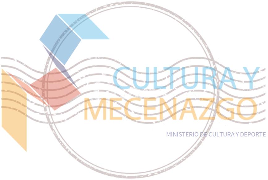 Sello de cultura y mecenazgo
